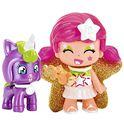 Pinypon estrella y mascota color rosa - 13005590