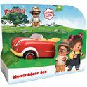 Monchhicar vehiculo con figura - 23381513