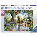 Puzzle 1000 avventure nella giungla - 26919837