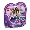Caja corazón de emma lego friends - 22541355