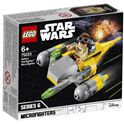 Microfighter: caza estelar de naboo star wars tm - 22575223