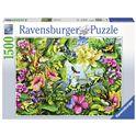 Puzzle 1500 busca las ranas - 26916363
