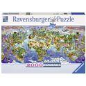 Puzzle 2000 maravillas del mundo - 26916698
