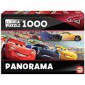 Puzzle 1000 cars panorama - 04017997