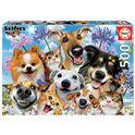 Puzzle 500 fun in the sun selfie - 04017983