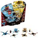 Lego ninjago spinjitzu nya & wu - 22570663