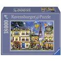 Puzzle 18000 paseo nocturno a paris - 26917829