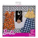 Barbie pack de 2 modas naranja - 24569281
