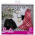 Barbie pack de 2 modas floral - 24569279