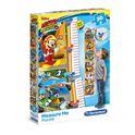 Puzzle mickey 30 piezas y medidor - 06620321