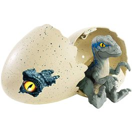 Huevo velociraptor blue jurassic world