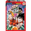Puzzle 200 dragon ball - 04018215