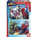 Puzzle 2x48 spiderman - 04018099