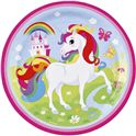 Balon 23cm unicornio - 25202416