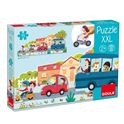 Puzzle xxl vehiculos goula - 09553428