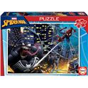 Puzzle 200 spiderman - 04018100