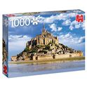 Puzzle 1000 mont saint michel - 09518848