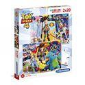Puzzle toy story 4 de 2x20 piezas - 06624761