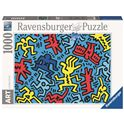 Puzzle 1000 keith haring - 26914992