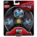 Pack 3 cars mini weather chickhick y dinoco - 24561634