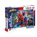 Puzzle spiderman 30 piezas - 06620250