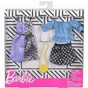 Barbie pack de 2 modas - 24569283
