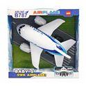 Avion 32 cm con luz y sonido - 87872323