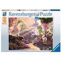 Puzzle 500 la magia del río - 26915035