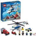Policía: persecución en helicóptero lego city - 22560243