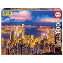 Puzzle 1000 hong kong neon - 04018462