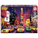 Puzzle 1000 times square nueva york neon - 04018499