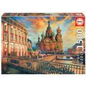 * puzzle 1500 san petersburgo - 04018501