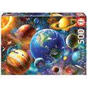 Puzzle 500 sistema solar - 040184498
