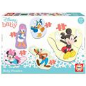 Puzzle baby mickey & friends - 04018590