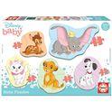 Puzzle baby disney animals 2 - 04018591