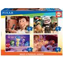 Puzzle multi 4 jr pixar 20+40+60+80 - 04018625
