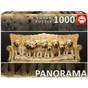 Puzzle 1000 goldens en sofa - 04015851(1)
