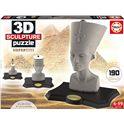 Nefertiti 3d scultura - 04016966