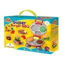 Super burguer plastelina - 87609005