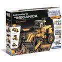 Excavadora bulldozer laboratorio de mecanica - 06655347