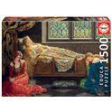 Puzzle 1500 bella durmiente, john collier - 04018464