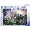 Puzzle 2000 valle del dragón - 26916707