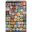 Puzzle 1500 etiquetas de cerveza - 04018463