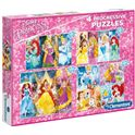 Puzzle princesas progresivo - 06607721