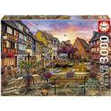 * puzzle 3000 colmar francia - 04019051