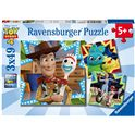 Puzzle 3x49 toy story 4 - 26908067