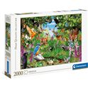 Puzzle 2000 fantastic forest - 06632566