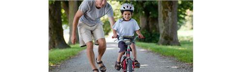 Bicicletas, triciclos