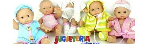 Mini muñecas varias