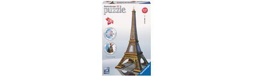 Puzzles 3 D.